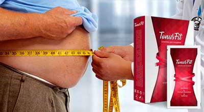 Tonusfit для похудения