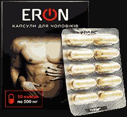 Препарат Эрон мини версия