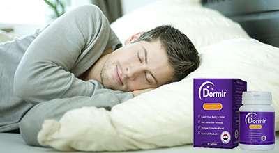 Таблетки Dormir для сна.