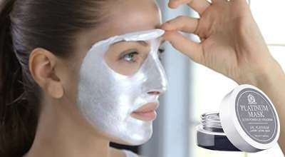 Маска Platinum Mask для омоложения.